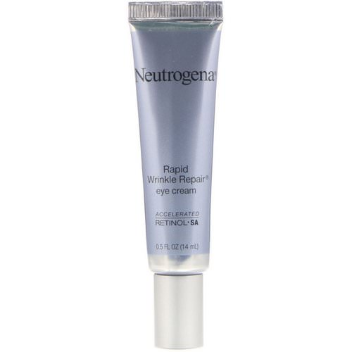 Neutrogena, Rapid Wrinkle Repair, Eye Cream, 0.5 fl oz (14 ml) فوائد