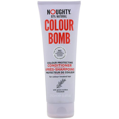 Noughty, Colour Bomb, Colour Protecting Conditioner, 8.4 fl oz (250 ml) فوائد
