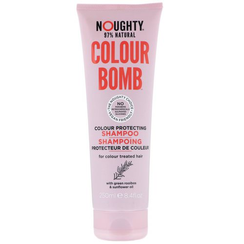 Noughty, Colour Bomb, Colour Protecting Shampoo, 8.4 fl oz (250 ml) فوائد