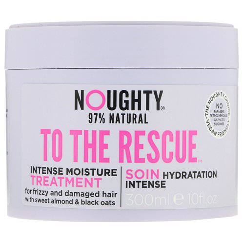 Noughty, To The Rescue, Intense Moisture Treatment, 10 fl oz (300 ml) فوائد