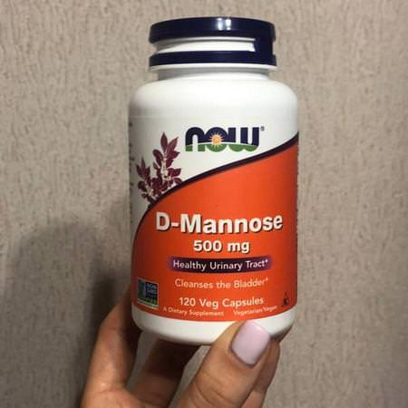 Now Foods D-Mannose Women's Health
