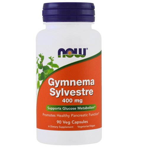 Now Foods, Gymnema Sylvestre, 400 mg, 90 Veggie Caps فوائد