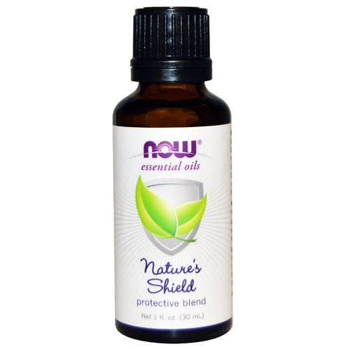 Now Foods, Nature's Shield, 1 fl oz (30 ml) فوائد