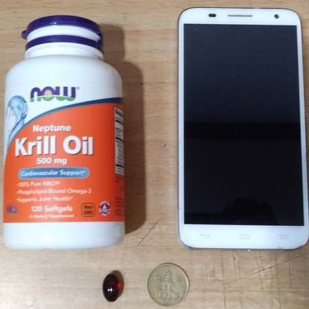 Now Foods Krill Oil