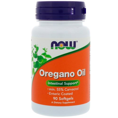 Now Foods, Oregano Oil, 90 Softgels فوائد