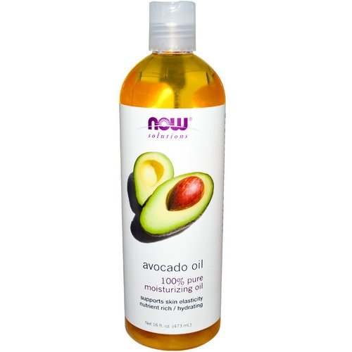 Now Foods, Solutions, Avocado Oil, 16 fl oz (473 ml) فوائد