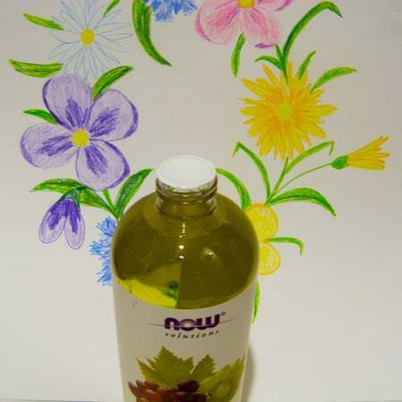 Now Foods Grapeseed Face Oils