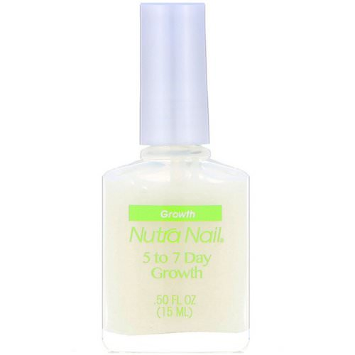 Nutra Nail, 5 to 7 Day Growth, .50 fl oz (15 ml) فوائد