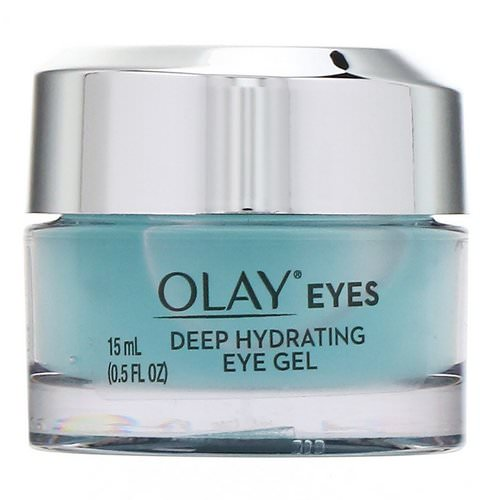 Olay, Eyes, Deep Hydrating Eye Gel, .5 fl oz (15 ml) فوائد