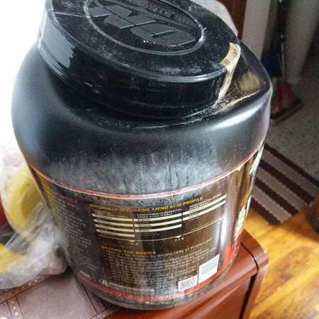 Optimum Nutrition, Gold Standard, 100% Whey, Cookies and Cream, 1.84 lbs (837 g)