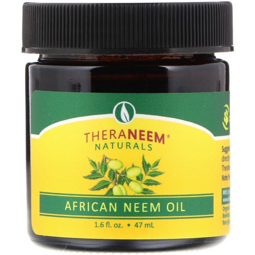 Organix South, TheraNeem Naturals, African Neem Oil, 1.6 fl oz (47 ml) فوائد