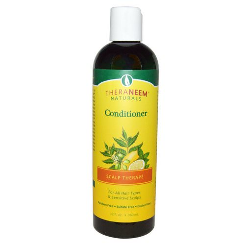 Organix South, TheraNeem Naturals, Scalp Therape, Conditioner, 12 fl oz (360 ml) فوائد