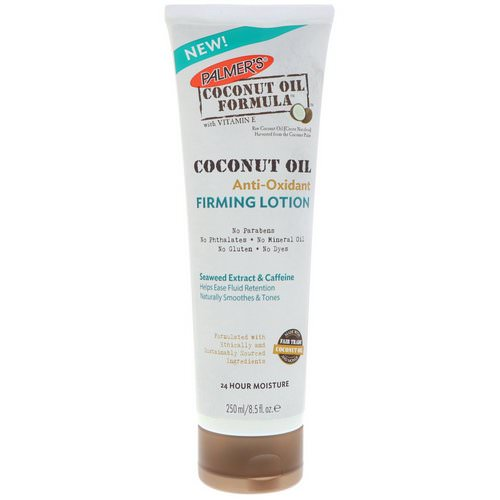 Palmer's, Coconut Oil Formula, Coconut Oil, Anti-Oxidant Firming Lotion, 8.5 fl oz (250 ml) فوائد