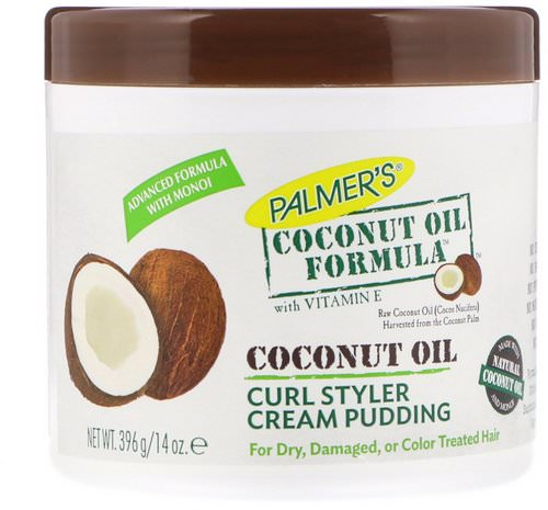 Palmer's, Curl Styler Cream Pudding, 14 oz (396 g) فوائد