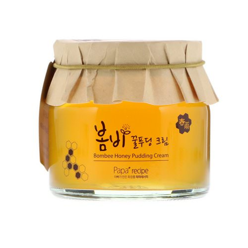 Papa Recipe, Bombee Honey Pudding Cream, 135 ml فوائد