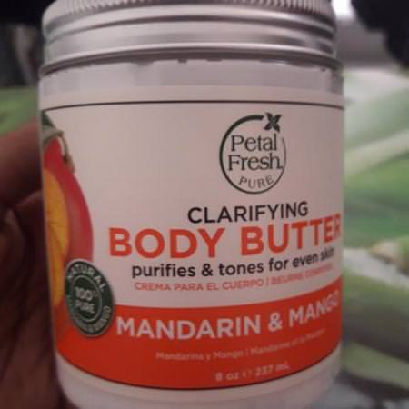 Petal Fresh Body Butter