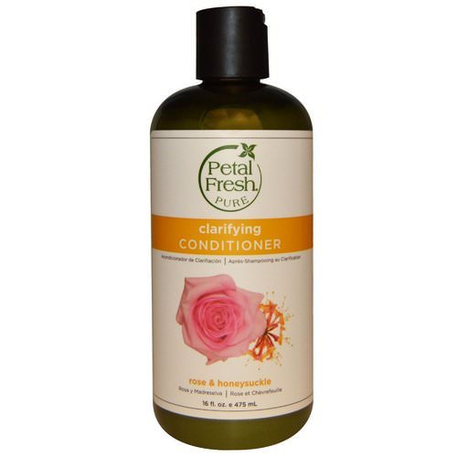 Petal Fresh, Pure, Softening Conditioner, Rose & Honeysuckle, 16 fl oz (475 ml) فوائد