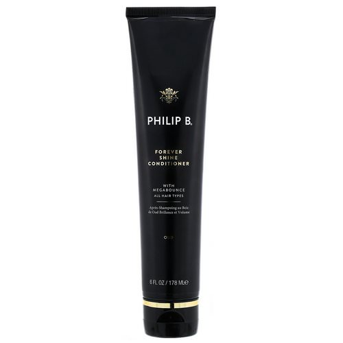 Philip B, Forever Shine Conditioner, Oud, 6 fl oz (178 ml) فوائد