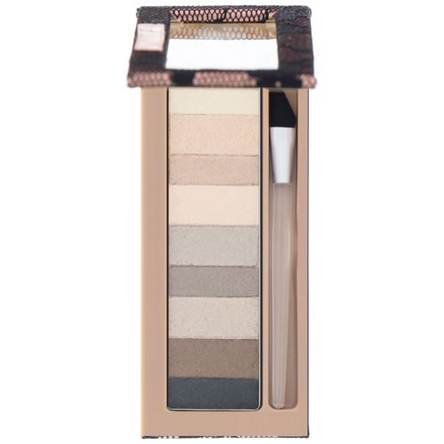 Physicians Formula, Shimmer Strips, Custom Eye Enhancing Shadow & Liner, Nude, 0.26 oz (7.5 g) فوائد