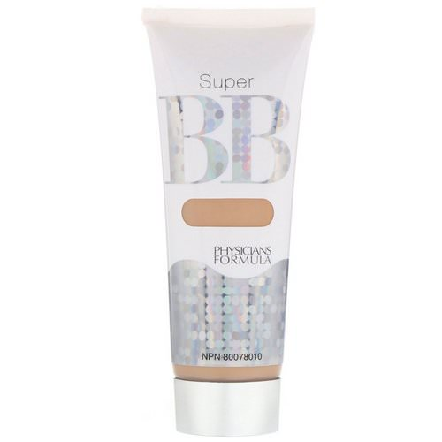 Physicians Formula, Super BB, All-in-1 Beauty Balm Cream, SPF 30, Light, 1.2 fl oz (35 ml) فوائد