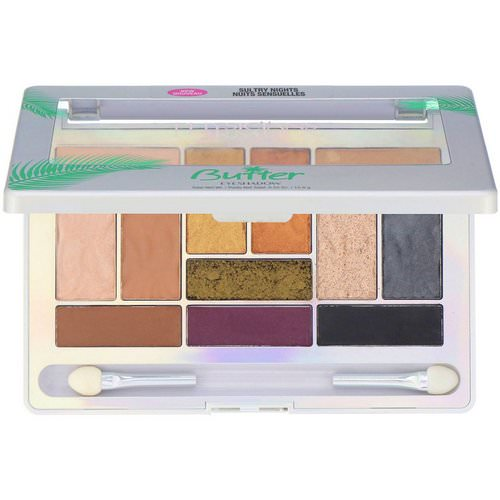 Physicians Formula, Butter Eyeshadow Palette, Sultry Nights, 0.55 oz (15.6 g) فوائد