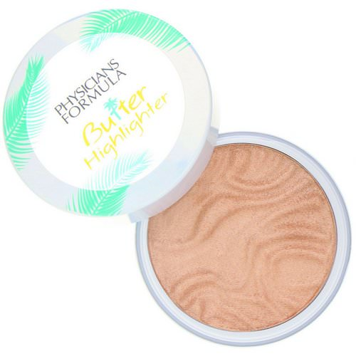 Physicians Formula, Butter Highlighter, Cream to Powder Highlighter, Rose Gold, 0.17 oz (5 g) فوائد