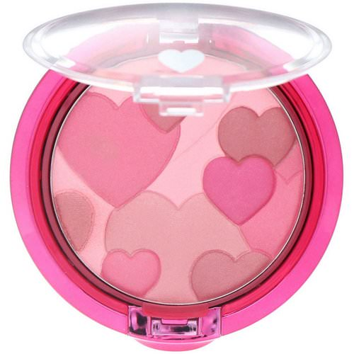 Physicians Formula, Happy Booster, Glow & Mood Boosting Blush, Rose, 0.24 oz (7 g) فوائد