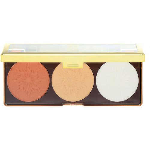 Physicians Formula, Highlight & Contour Palette, Bronze Booster, Shimmer Strobing, 0.30 oz (9 g) فوائد