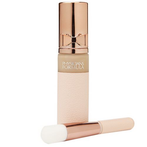 Physicians Formula, Nude Wear, Touch of Glow Foundation, Light, 1 fl oz (30 ml) فوائد