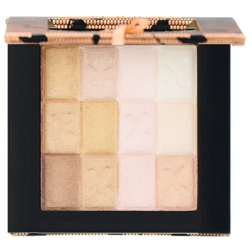 Physicians Formula, Shimmer Strips, All-In-1 Custom Nude Palette, For Face & Eyes, Natural Nude, 0.26 oz (7.5 g) فوائد
