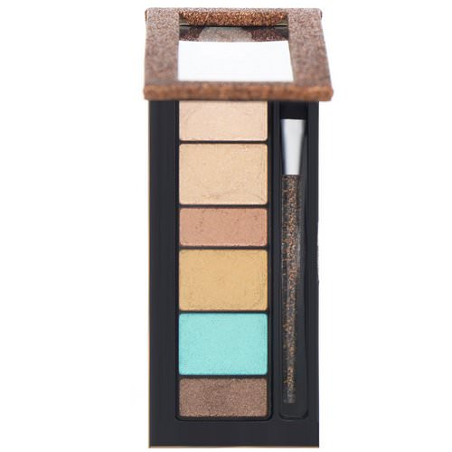 Physicians Formula, Shimmer Strips Custom Eye Enhancing Extreme Shimmer Shadow & Liner, Bronze Nude, 0.12 oz (3.4 g) فوائد