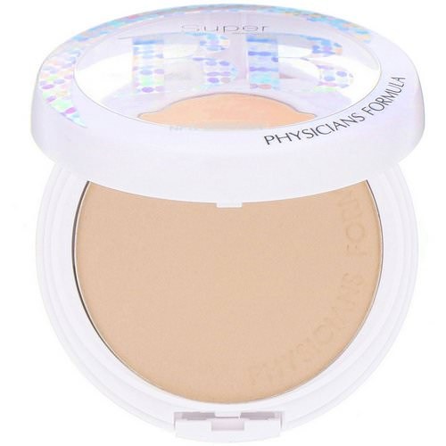 Physicians Formula, Super BB, All-in-1 Beauty Balm Powder, SPF 30, Light/Medium, 0.29 oz (8.3 g) فوائد