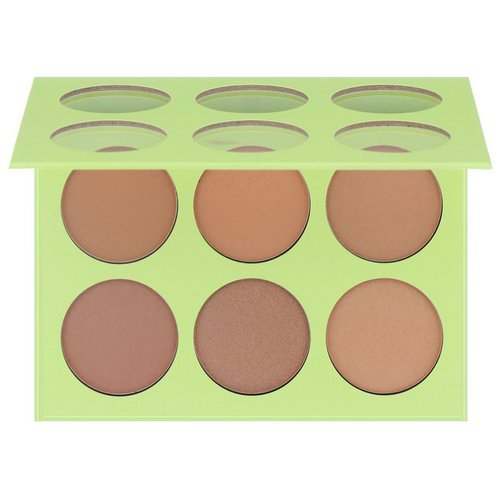 Pixi Beauty, Book of Beauty, Bronze Textures, 6 Bronzers - 0.09 oz (2.7 g) Each فوائد