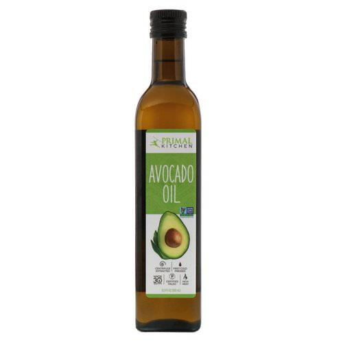 Primal Kitchen, Avocado Oil, 16.9 fl oz (500 ml) فوائد