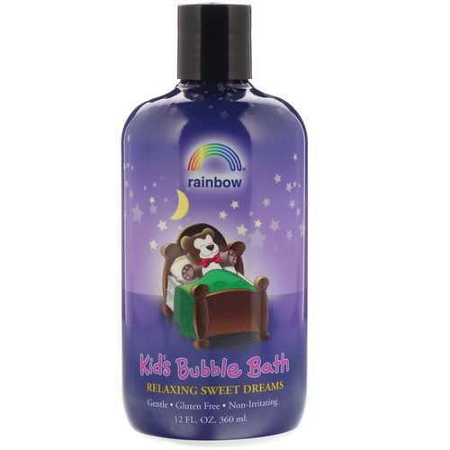 Rainbow Research, Kids Bubble Bath, Relaxing Sweet Dreams, 12 fl oz (360 ml) فوائد