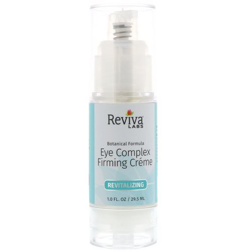 Reviva Labs, Eye Complex Firming Creme, 1.0 fl oz (29.5 ml) فوائد