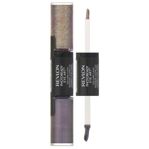 Revlon, PhotoReady, Eye Art, 110 Steel Spark, 0. 2 fl oz (6 ml) فوائد