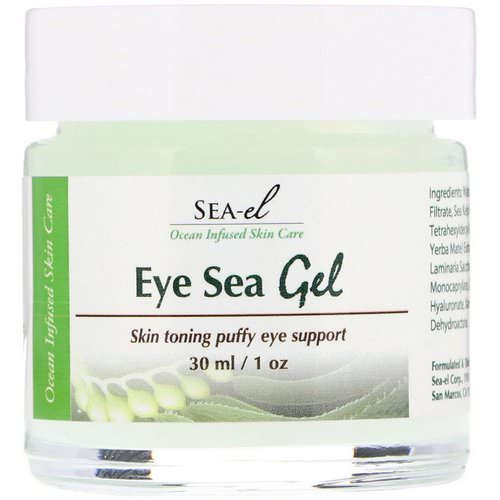 Sea el, Eye Sea Gel, 1 oz (30 ml) فوائد