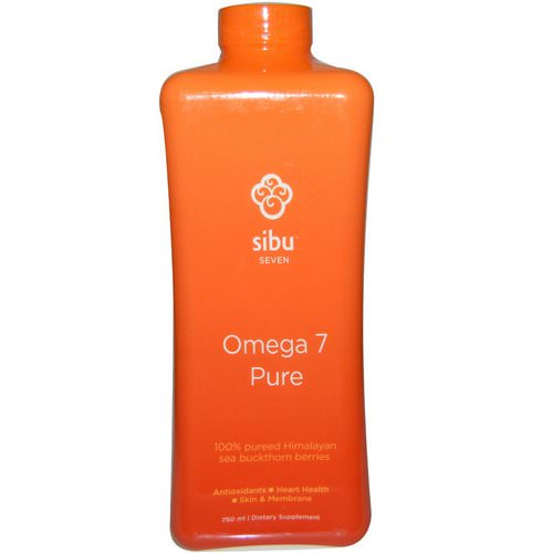 Sibu Beauty, Omega-7 Pure, 23.35 fl oz (750 ml) فوائد