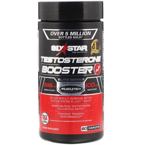 booster testosteron
