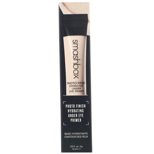 Smashbox, Photo Finish Hydrating Under Eye Primer, 0.33 fl oz (10 ml) فوائد