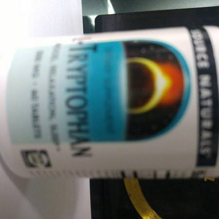 Source Naturals L-Tryptophan - L-Tryptophan, Sleep, ملاحق