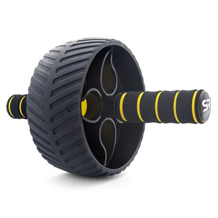 Sports Research, Performance Ab Wheel + Knee Pad Included:الرياضة ,التغذية