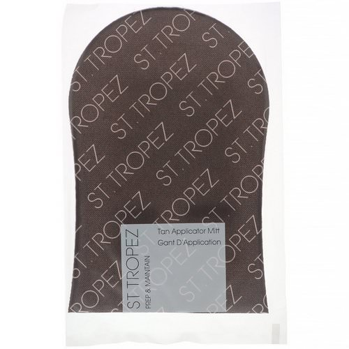 St. Tropez, Tan Applicator Mitt, 1 Piece فوائد