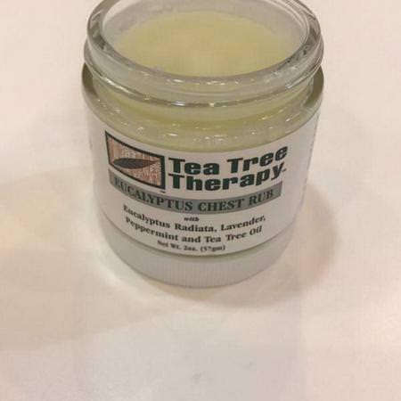 Tea Tree Therapy Topicals Ointments Eucalyptus