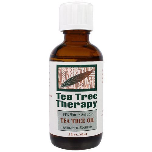 Tea Tree Therapy, Tea Tree Oil, 2 fl oz (60 ml) فوائد