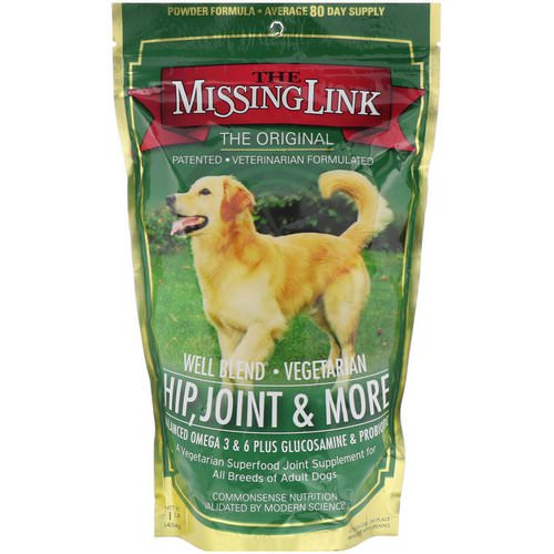 The Missing Link, Well Blend, Vegetarian, Hip, Joint & More, 1 lb (454 g) فوائد