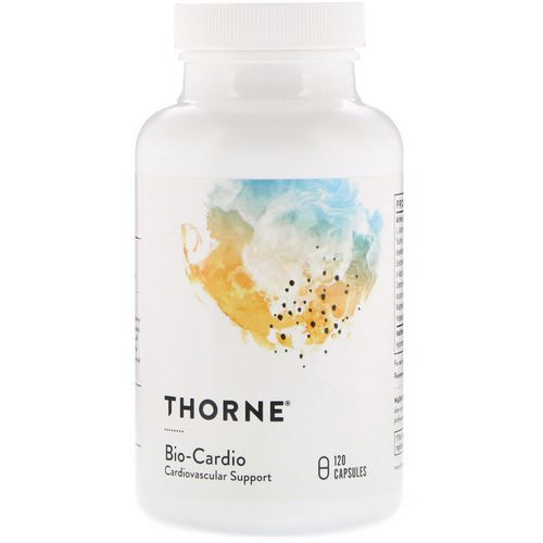 Thorne Research, Bio-Cardio, 120 Capsules فوائد