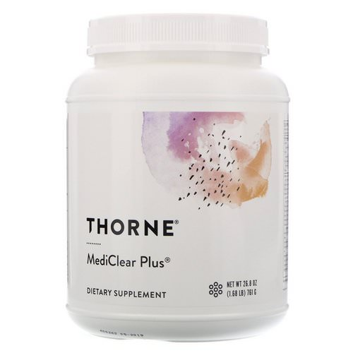 Thorne Research, MediClear Plus, 1.68 lbs (761 g) فوائد