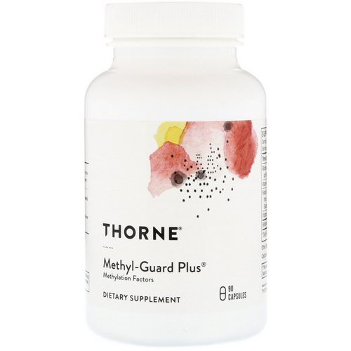Thorne Research, Methyl-Guard Plus, 90 Capsules فوائد